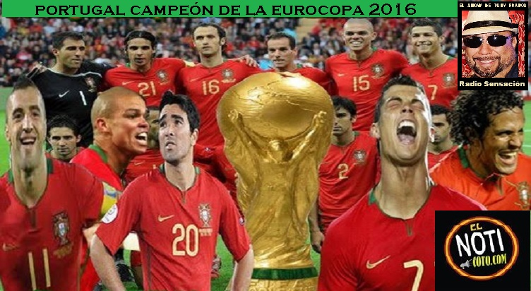 PORTUGAL CAMPEON - Copy